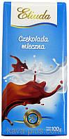 Молочный шоколад Etiuda «Chocolate», 100 г