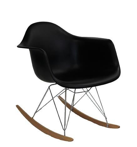 """Кресло """"Лаунж"""" (ПЛ черный), фото 2"""