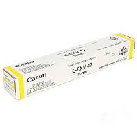 Тонер Canon C-EXV 47 Yellow для ir-adv C250i/ C350i, Yellow (8519B002)