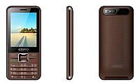 Телефон Servo V8100 -  4 sim, brown, фото 1