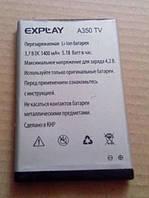 Аккумулятор на телефон Explay A350 TV Original