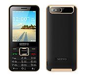 Телефон Servo V8100 -  4 sim black, фото 1
