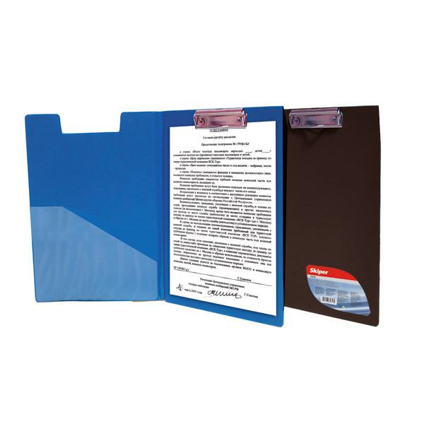 Папка-планшет с клипом, А4 Skiper CB-02