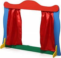 Кукольный театр-ширма (настольный)