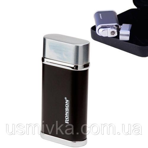 Ronson 10871 Lantern Black ZR10871