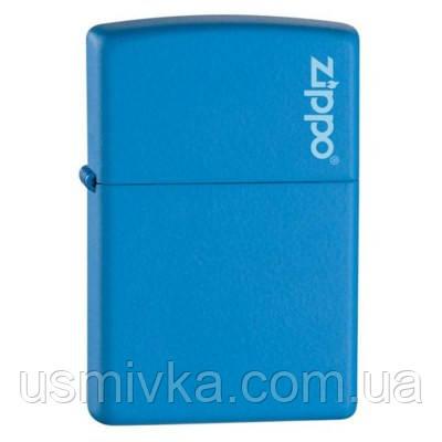 Зажигалка Zippo 21124ZL Blueberry синяя 211242612