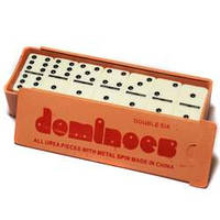 Игра домино.