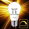 Светодиодная лампа Philips MAS LEDbulb D 6-40W E27 827 A60 CL