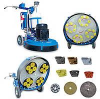Оборудование и материалы для устройства и бетонирования промышленных полов.