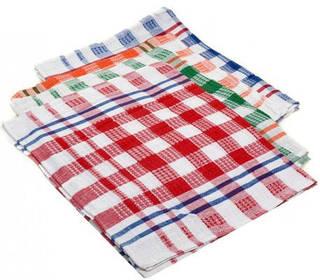Практичный набор кухонных полотенец 60х40 12 шт. 36-4 разноцветный