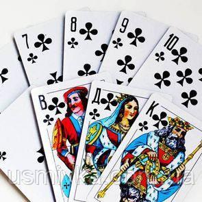 PK-15 Игральные карты Король NN161115