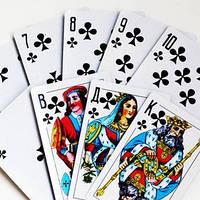 PK-15 Игральные карты Король