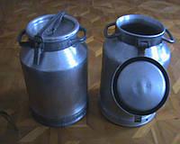 Бидон для молока алюминиевый КАЛИТВА (18,25,40 л) продам постоянно оптом и в розницу, Харьков  25, Россия