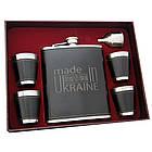 Большая фляга made in Ukraine FP610121, фото 3