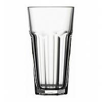Набор высоких граненых стаканов