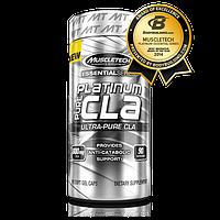 Жиросжигатель от Muscletech Platinum Pure CLA (90 порций, 90 капс.)