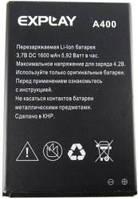 Аккумулятор на телефон Explay A400 Original