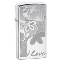 Зажигалка Zippo 24816 (шт.) LOVE FLOWER (Любовный цветок)