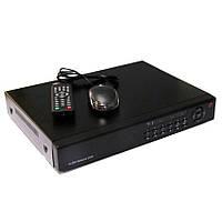 Домашний видеорегистратор на 4 камеры