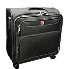 Стильный чемодан  пилот кейс SW51072, фото 4