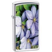 Зажигалка Zippo 24525 (шт.) Purple Petals (Фиолетовые лепестки)