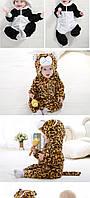 "Детский костюм с ушками ""Панда"""