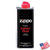 Бензин для заправки зажигалок. США Zippo 125 ml.