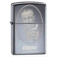 Бензиновая зажигалка Zippo 24197 Zippo Founder (Основатель Zippo).