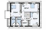 Дом из газобетона, газобетон цена, стоимость дома из газобетона, строительство в Днепре, строительство в Киеве, фото 4