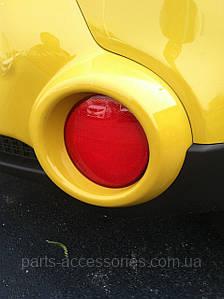 Kia Soul 2014-16 правый катафот отражатель в задний бампер новый оригинал