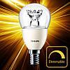 Светодиодная лампа Philips MAS LEDluster D 6-40W E14 827 P48 CL