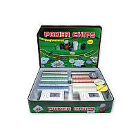 Домашний покерный набор на 500 фишек PN62029