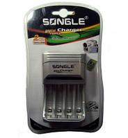 Зарядное устройство Songle SL-CD11A, универсальное. Зарядные устройства для аккумуляторов, батареек