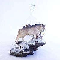 Оригинальный подарочный набор Волк