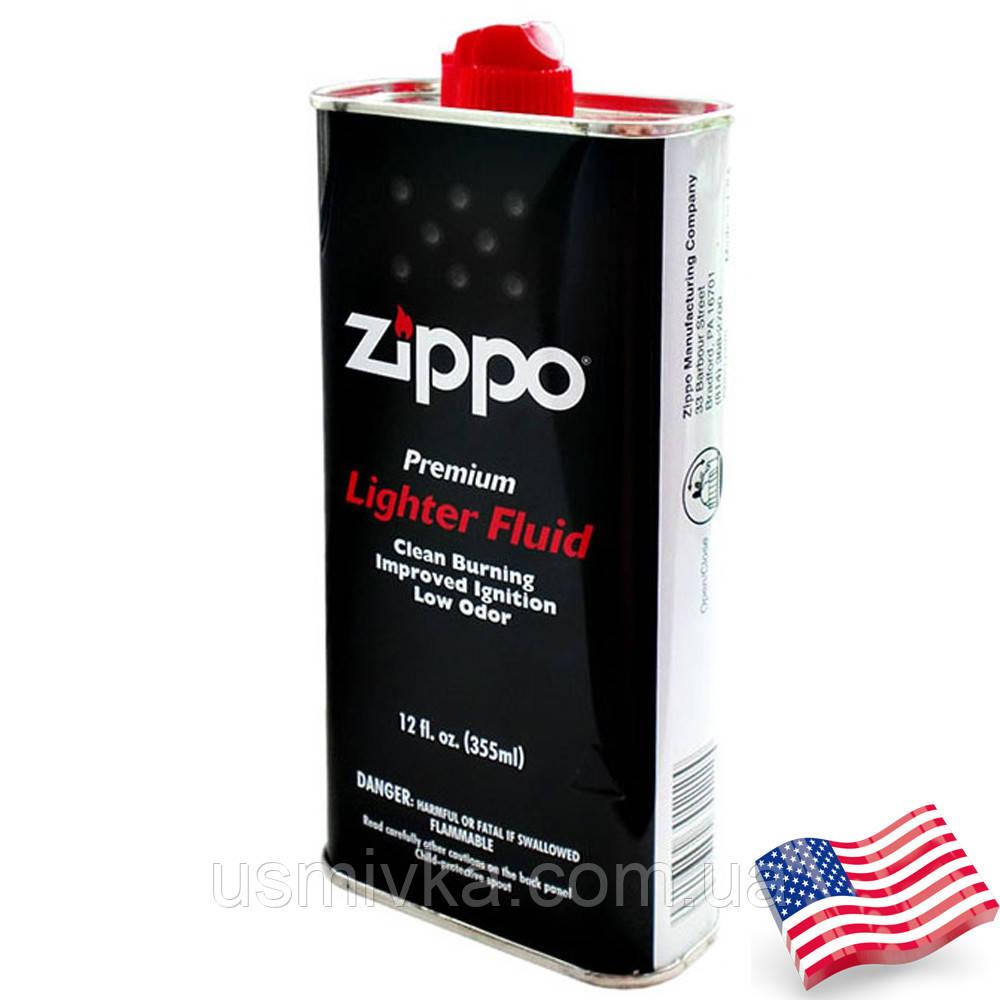Бензин для зажигалки zippo.США 355 ml.