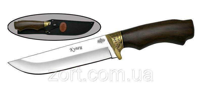 Нож с фиксированным клинком Купец