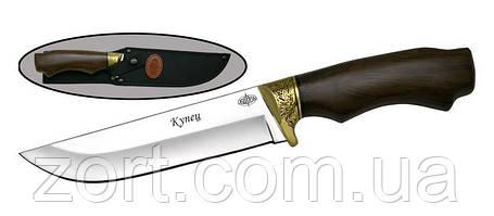 Нож с фиксированным клинком Купец, фото 2