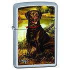 Зажигалка Zippo 24781 Labrador серая 24781, фото 2