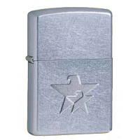 Зажигалка Zippo 24365 STAR W/EAGLE (Звездный орел)