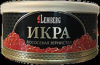 Икра красная лососевая Лемберг 250г