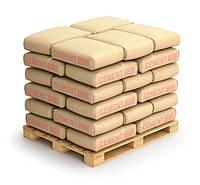 Мешки бумажные для стройматериалов