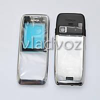 Корпус Nokia E51 сталь без клавиатуры class AAA