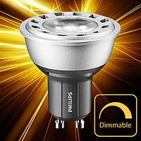 Светодиодная лампа Philips MAS LEDspotMV D 4-35W GU10 25D