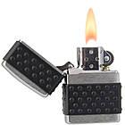 Зажигалка бензиновая Zippo 200 ZP  (Защищенная), фото 3