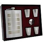 Подарочный набор. Фляга honest, 4 стаканчика и лейка. 260 мл. FP610063, фото 2