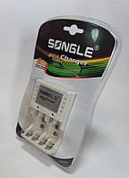 Зарядное Songle SL-CD 07, универсальное зарядное устройство аккумуляторов, батареек
