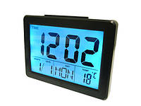 Часы электронные цифровые настольные 2619