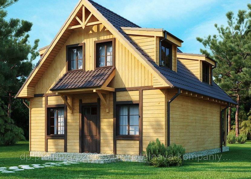 Дом из пено- газобетона, стоимость дома в Днепре, Киеве