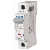 Автоматический выключатель Eaton (Moeller) PL6-C16/1 (286533)