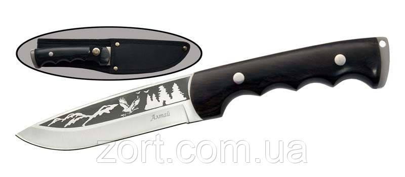 Нож с фиксированным клинком Алтай-2
